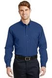 Long Sleeve Superpro Twill Shirt Royal Thumbnail