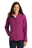 Women's Core Soft Shell Jacket Very Berry Thumbnail