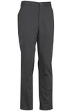 Edwards Men's Flat Front Slim Chino Pant Steel Grey Thumbnail