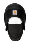 Carhartt Fleece 2-In-1 Headwear Black Thumbnail