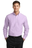 Superpro Oxford Shirt Soft Purple Thumbnail