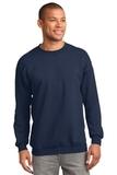 Tall Ultimate Crewneck Sweatshirt Navy Thumbnail