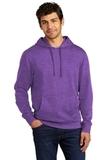 V.I.T.Fleece Hoodie Heathered Purple Thumbnail