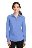Women's SuperPro Twill Shirt Ultramarine Blue Thumbnail