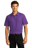 Port Authority ® SuperPro ™ React ™ Polo Purple Thumbnail