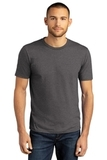 District Perfect Tri DTG Tee Heathered Charcoal Thumbnail