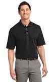 Rapid Dry Polo Shirt Jet Black Thumbnail