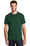 New Era Heritage Blend Crew Tee Dark Green Thumbnail