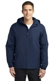 Hooded Charger Jacket True Navy Thumbnail