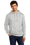 V.I.T.Fleece Hoodie Light Heather Grey Thumbnail