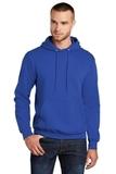 7.8-oz Pullover Hooded Sweatshirt True Royal Thumbnail