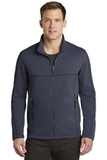 Collective Smooth Fleece Jacket River Blue Navy Thumbnail