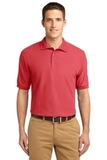Silk Touch Polo Shirt A Best Selling Uniform Polo Hibiscus Thumbnail