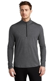 OGIO ENDURANCE Force 1/4-Zip Gear Grey Heather Thumbnail