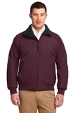 Challenger Jacket Maroon with True Black Thumbnail
