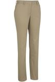 Women's Edwards Slim Chino Flat Front Pant Tan Thumbnail
