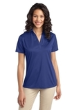 Port Authority Ladies Silk Touch Performance Polo Royal Thumbnail