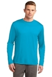 Competitor Long Sleeve Tee Atomic Blue Thumbnail