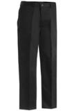 Men's 4 Pocket Flat Front Pant Black Thumbnail
