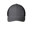 Mesh Back Cap Graphite with Black Thumbnail