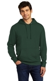 V.I.T.Fleece Hoodie Forest Green Thumbnail