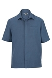Batiste Unisex Service Shirt Riviera Blue Thumbnail