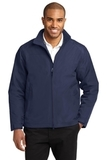 Challenger 2 Jacket True Navy with True Navy Thumbnail