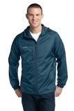 Eddie Bauer Packable Wind Jacket Adriatic Blue Thumbnail