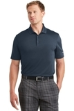 Nike Golf Dri-FIT Players Polo with Flat Knit Collar Navy Thumbnail
