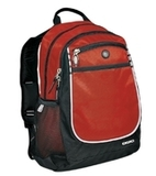 OGIO Carbon Backpack Red Thumbnail