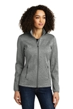 Women's Eddie Bauer StormRepel Soft Shell Jacket Grey Heather with Grey Thumbnail
