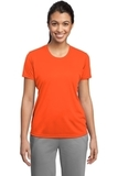 Women's PosiCharge Competitor Tee Neon Orange Thumbnail