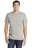 American Apparel Fine Jersey T-Shirt New Silver Thumbnail
