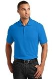 Core Classic Pique Polo Coastal Blue Thumbnail