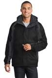 Ranger 3-in-1 Jacket Black with Ink Grey Thumbnail