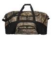 Camouflage Colorblock Sport Duffel Realtree Xtra with Black Thumbnail