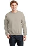 Heavy Blend Crewneck Sweatshirt Sand Thumbnail