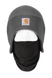 Carhartt Fleece 2-In-1 Headwear Charcoal Heather Thumbnail