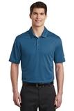 Nike Golf Dri-FIT Hex Textured Polo Court Blue Thumbnail