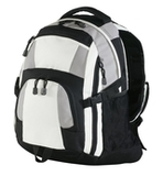 Urban Backpack Black with Light Grey and Stone Thumbnail