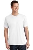 5.5-oz 100 Cotton T-shirt White Thumbnail