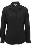 Women's Batiste Cafe Shirt Black Thumbnail