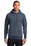 7.8-oz Pullover Hooded Sweatshirt Steel Blue Thumbnail