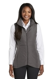 Women's Collective Insulated Vest Graphite Thumbnail