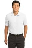 Nike Golf Dri-FIT Classic Polo Shirt White Thumbnail