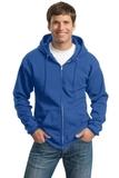 Tall Ultimate Full-zip Hooded Sweatshirt Royal Thumbnail