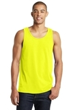 Young Men's The Concert Tank Neon Yellow Thumbnail