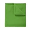 Core Fleece Blanket Vine Green Thumbnail