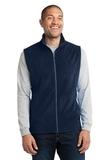 Microfleece Vest True Navy Thumbnail