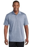 Sport-Tek PosiCharge RacerMesh Polo True Navy Heather Thumbnail